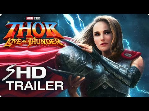 THOR 4 || LOVE AND THUNDER (2022)  || FULL HD UNRELIESD TEASER TRAILER CONCEPT