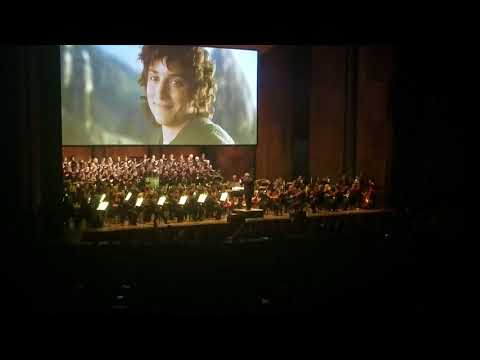 The Ending of the Lord of the Rings Trilogy Live in Concert