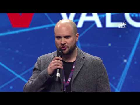 Crypto Summit 2018 | Jamie Burke (Outlier Ventures): Product announcement