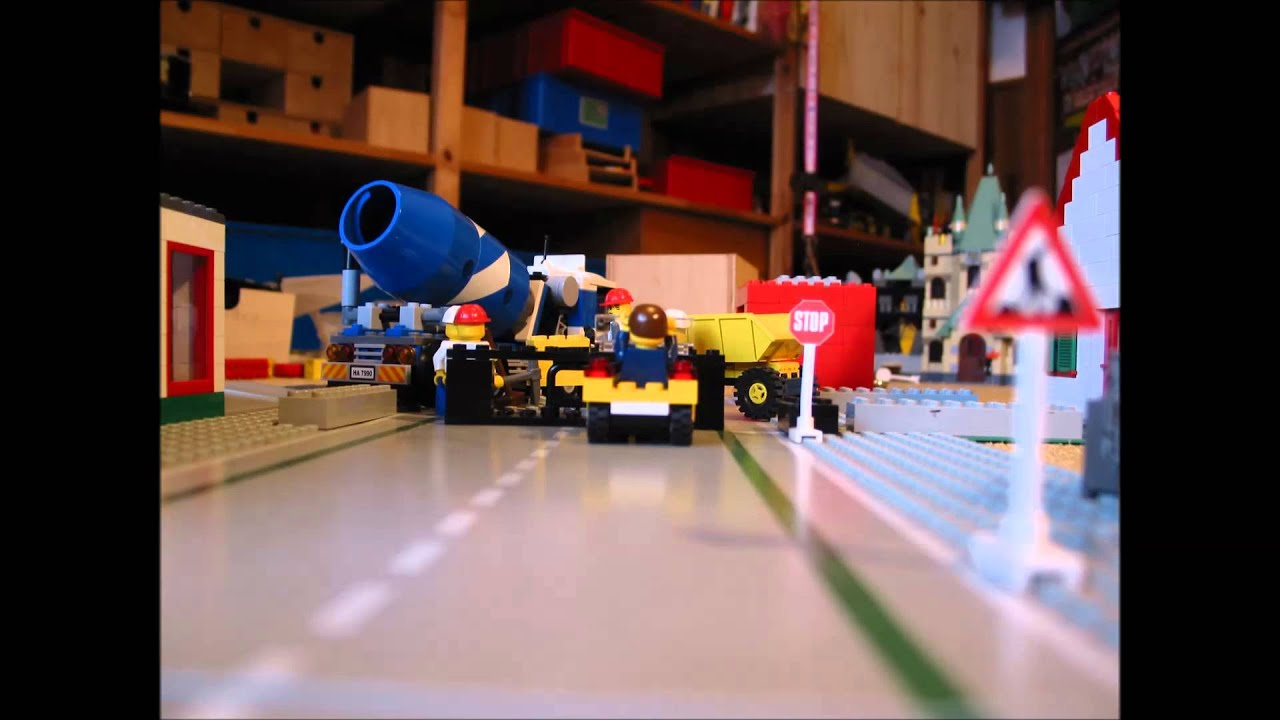 Lego Auto Unfall Youtube