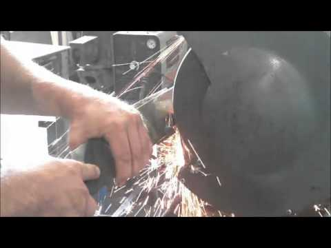 How to Change and Sharpen a Blade for a Kubota BX1850