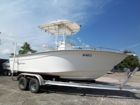 [SOLD] Used 2007 Cape Horn 19 Offshore CC in Gretna, Louisiana
