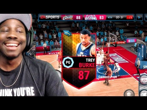 NEW ELITE CAMPUS HERO PLAYER GIVEAWAY! NBA Live Mobile 16 ...