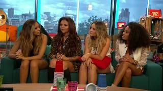 Little Mix - interview disaster