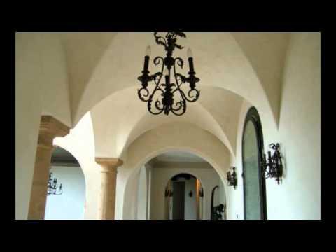 A Classic Italian Style Home