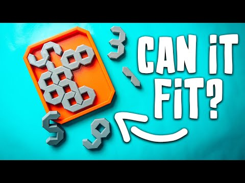 Solving The SMARTEST Jigsaw Puzzle In The World!! (0-9 Number Puzzle )
