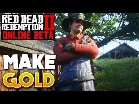 How to make money red dead redemption 2 online reddit