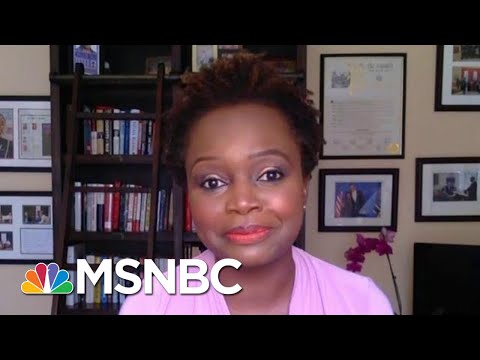 Sr. Biden Advisor: Campaign Asking For 'Everyone's Vote'   Hallie Jackson   MSNBC