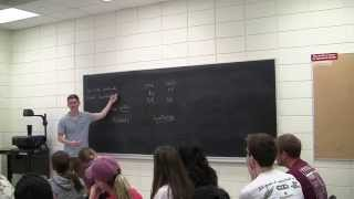 Intermediate Spanish lesson (Texas A&M University - 10.20.15)