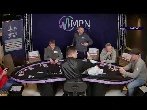 MPN Poker Tour Madrid 2020 - Grand Finale