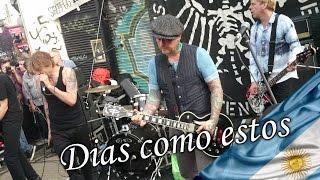 Die Toten Hosen - Días como estos (24/05/2015 - Argentina)