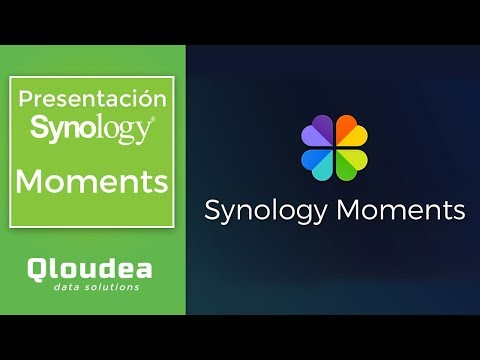 Synology Moments at AppGhost com