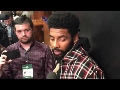 Boston Celtics' Gordon Hayward, Kyrie Irving clear hurdles in returns: 'I had missed it so much'