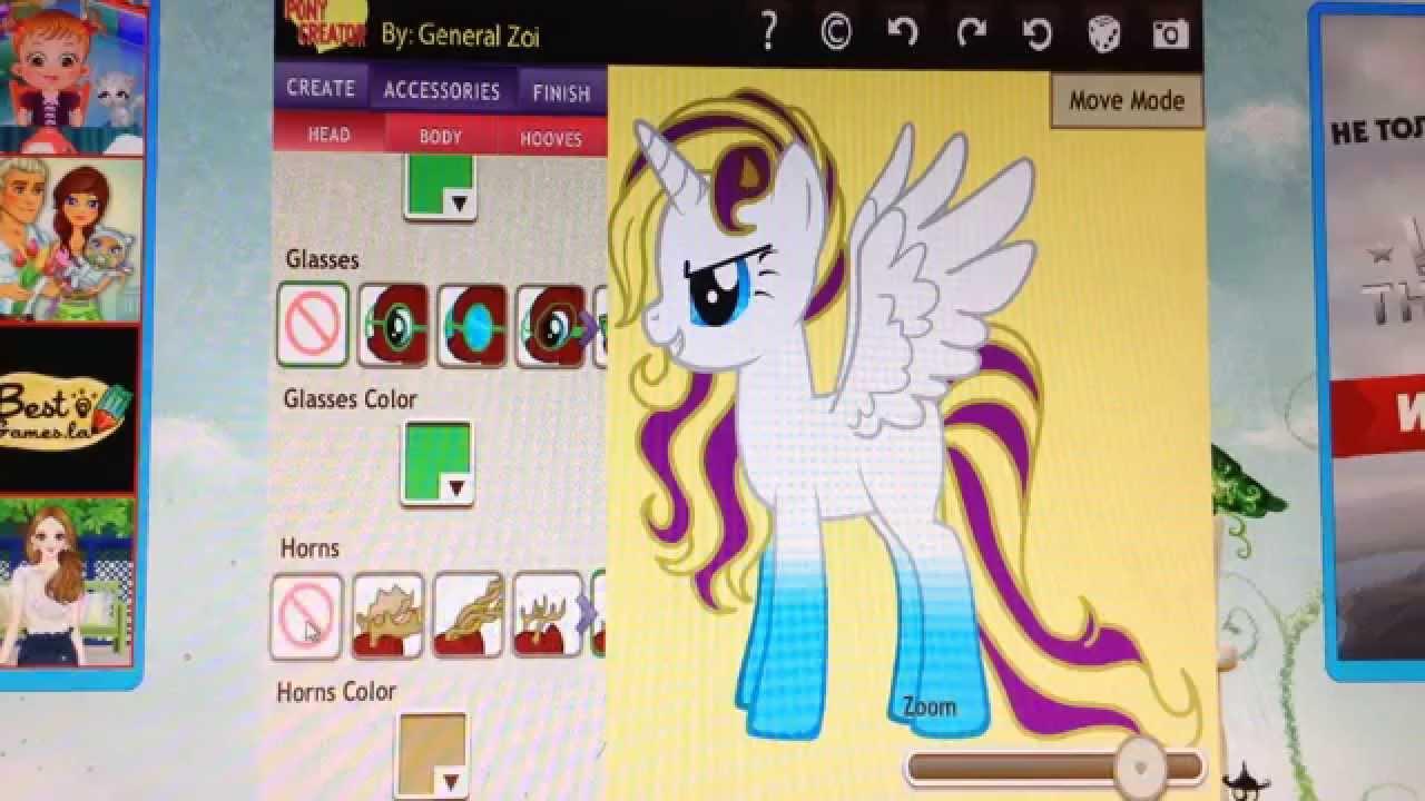 Игры Пони, играть в игры онлайн 20