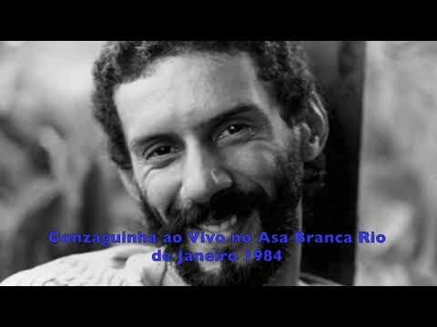 Gonzaguinha ao Vivo no Asa Branca Lapa Rio de Janeiro 1984