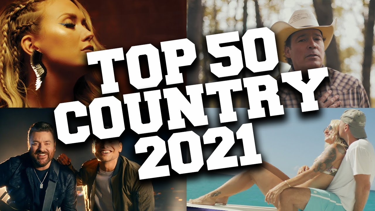 Top 50 Country Songs August 2021