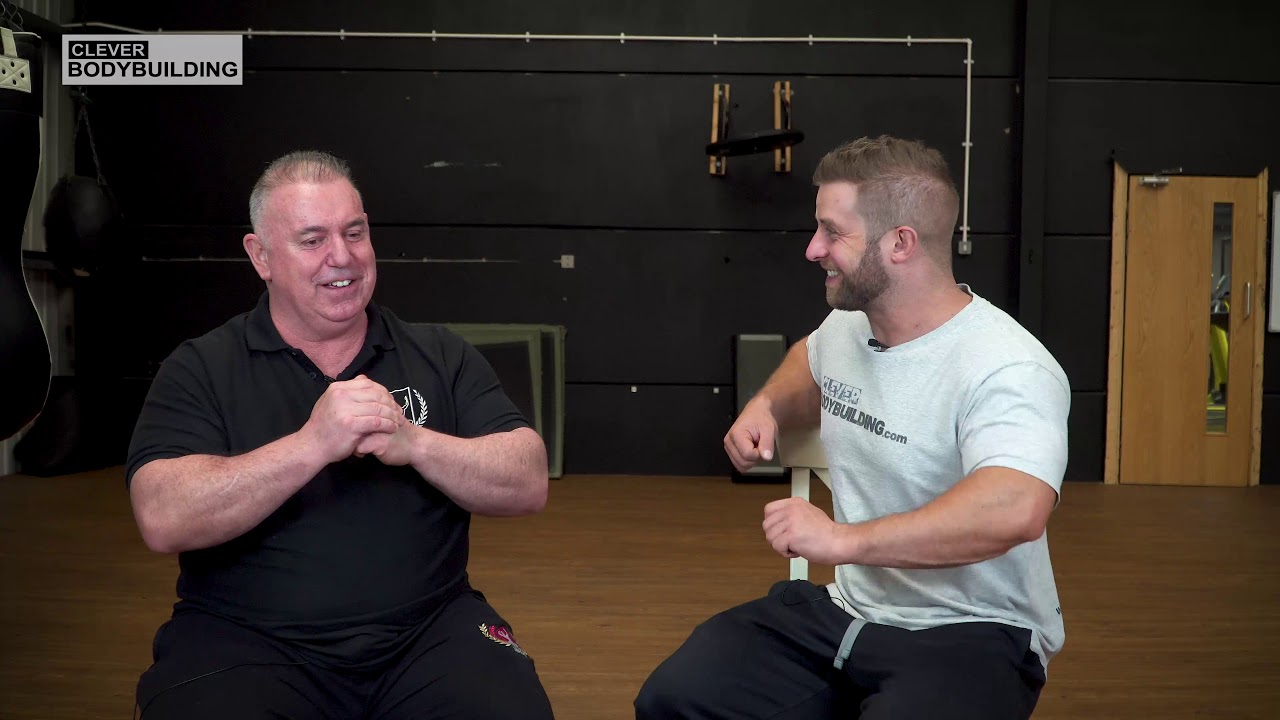 Download Advanced Bodybuilding Posing With Mike Sullivan and Tim Rosiek Part 1