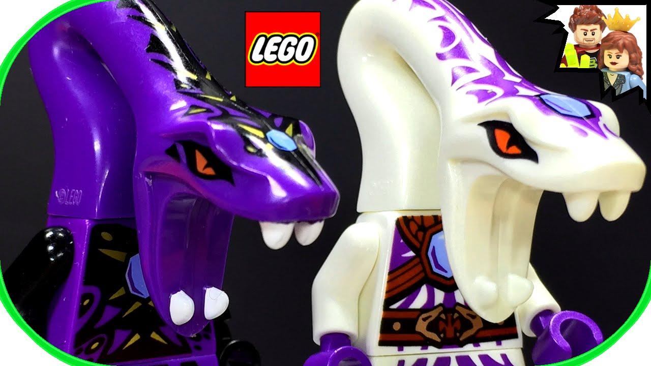 Lego ninjago rebooted pythor minifigure