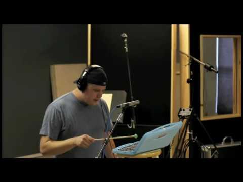 In The Studio: Glockenspiel