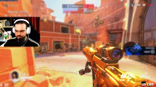ml7 Amazing Ana gameplay - Overwatch Season 30 Top 500