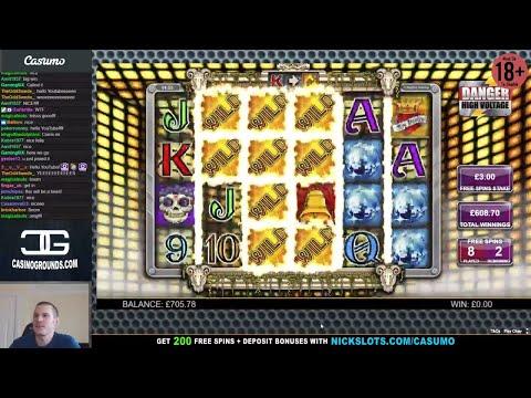 Casino Slots Live - 03/11/17 *Big Cashout!*