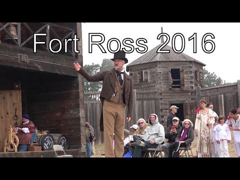 Fort Ross 2016 festival