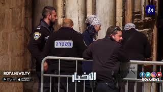 الحكومة تدين إجراءات الاحتلال ضد كنائس القدس وممتلكاتها - (25-2-2018)