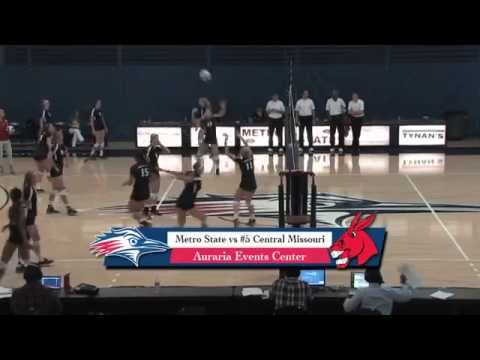 Metro State vs #5 Central Missouri - Colorado Premiere Challenge