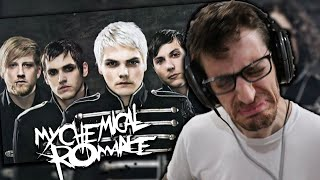 My FIRST TIME Hearing MY CHEMICAL ROMANCE -