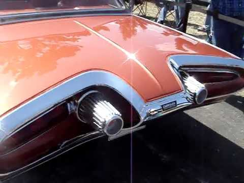 1964 Chrysler Turbine Car Sounds Like A Vacuum Cleaner Youtube