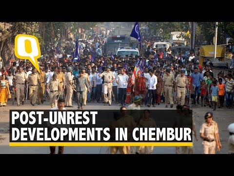 Bhima Koregaon Clashes: The Quint's Ground Report from Chembur | The Quint