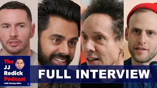 Hasan Minhaj and Malcolm Gladwell on Cancel Culture, '90s NBA, and Personal Mentors