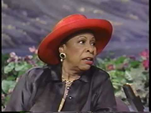 Betty Carter - Tonight Show 1992