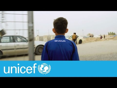 Iraq: Coping with life after witnessing unspeakable violence | UNICEF