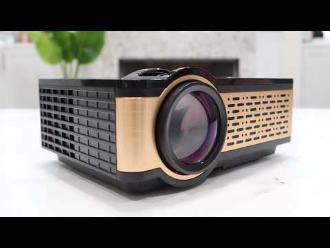XIAOYA W5 LED Portable Projector - Owner REVIEW