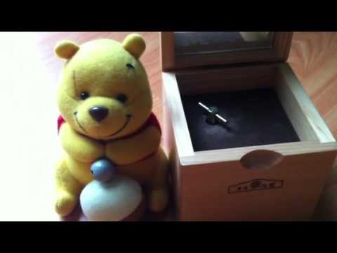 My music box from Hokkaido
