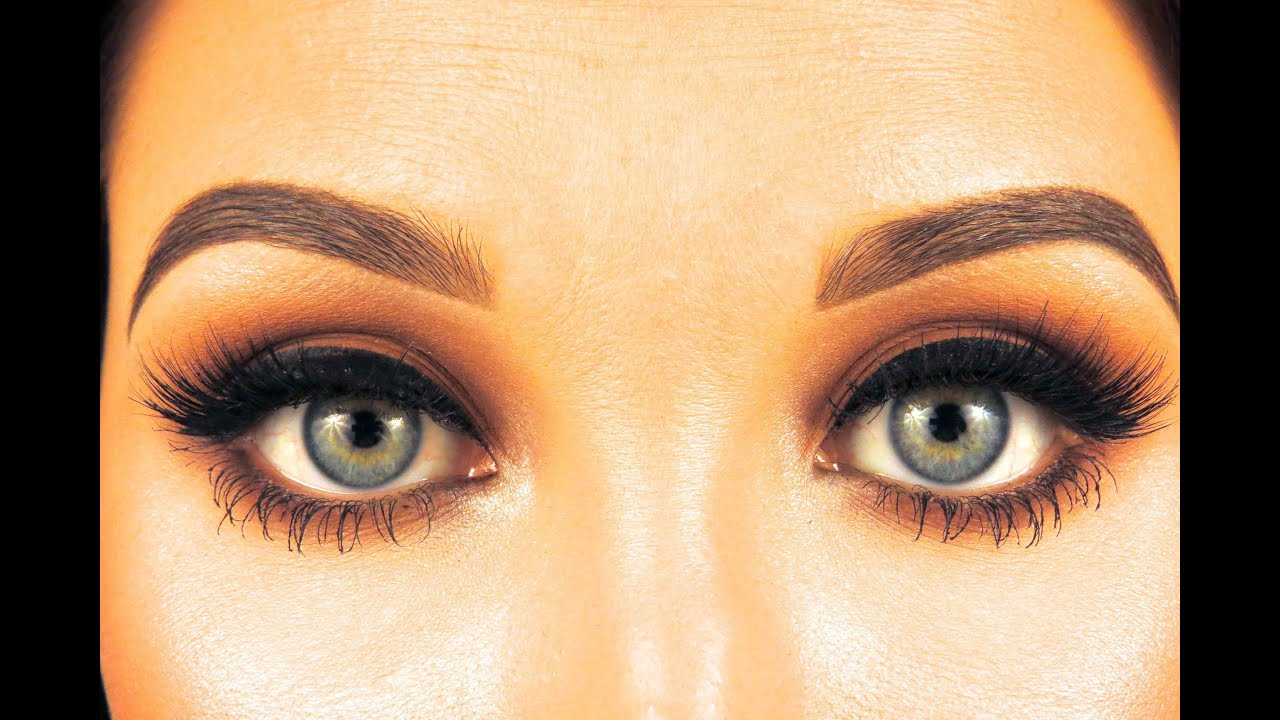 How To Fill In Sculpt Eyebrows Jaclyn Hill Youtube