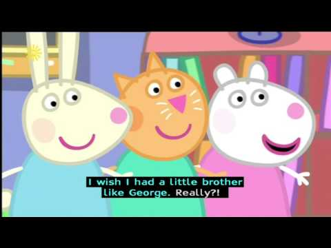 Peppa Pig Episode 1 8 With Subtitles Youtube Multiplier