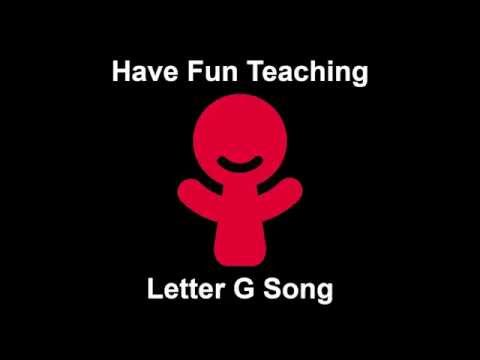 letter g song letter g song audio 35809