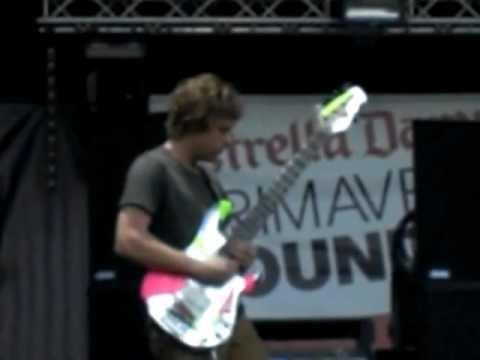 Lightning bolt @ Primavera sound 2009