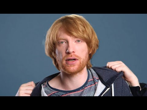 Domhnall Gleeson On His SoulCrushing 20th Birthday  Birthday Stories  W Magazine