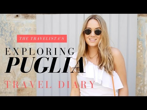 Exploring The Towns of Puglia, Italy | Travel Diary | The Tr