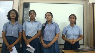 Sanskrit Song 9th Group 2