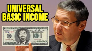 World Famous Economist Greg Mankiw is Attracted to Andrew Yang's Universal Basic Income Plan