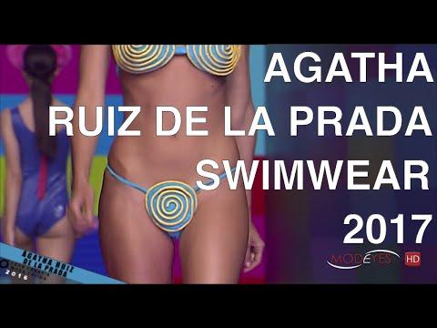 AGATHA RUIZ DE LA PRADA   GRAN CANARIA SWIMWEAR 2017   FULL FASHION SHOW