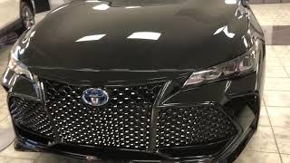 2019 Toyota Avalon XSE Hybrid