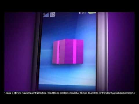 3G Sony Ericsson Cedar - pentru Facebook!