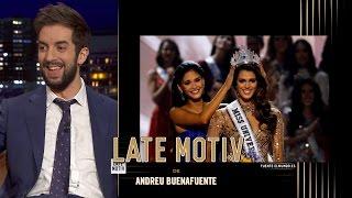 Download Lagu LATE MOTIV - Broncano enamorado, y no es de Miss Universo | #LateMotiv181