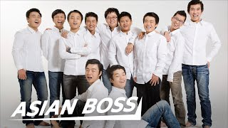This South Korean Man Is Raising 10 North Korean Kids | EVERYDAY BOSSES #29