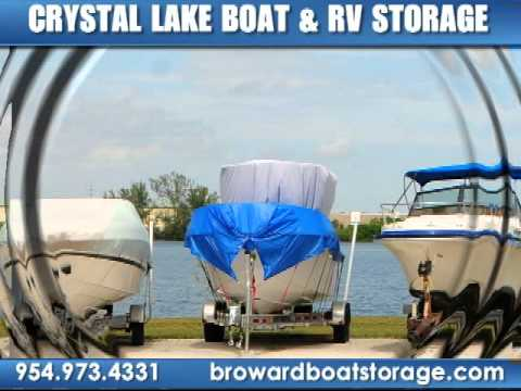 Crystal Lake Boat And RV Storage, Storage For Boats, Camper